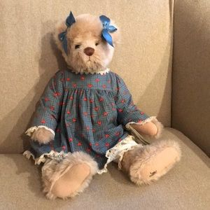Cottage Collectibles by Ganz teddy bear